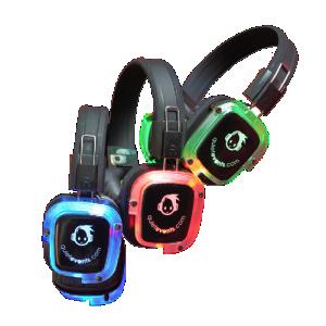 Styled Headphones