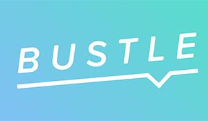 Logo of Bustle