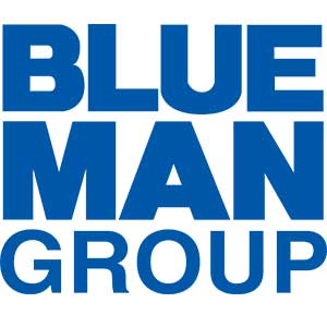 Logo of Blue Man Group