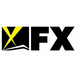 Logo of XFX