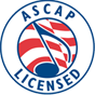 Licensed Ascap Logo