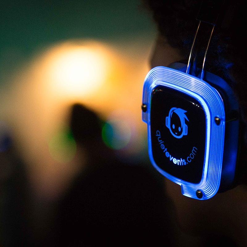 New Generation Quiet Events Headphones