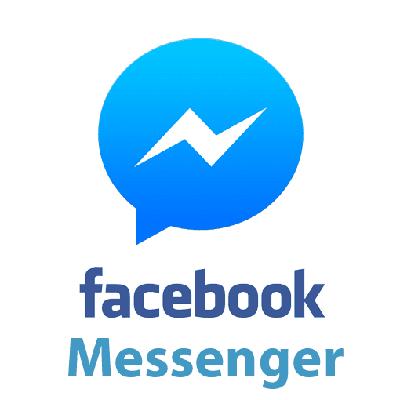 Logo of Facebook Messenger