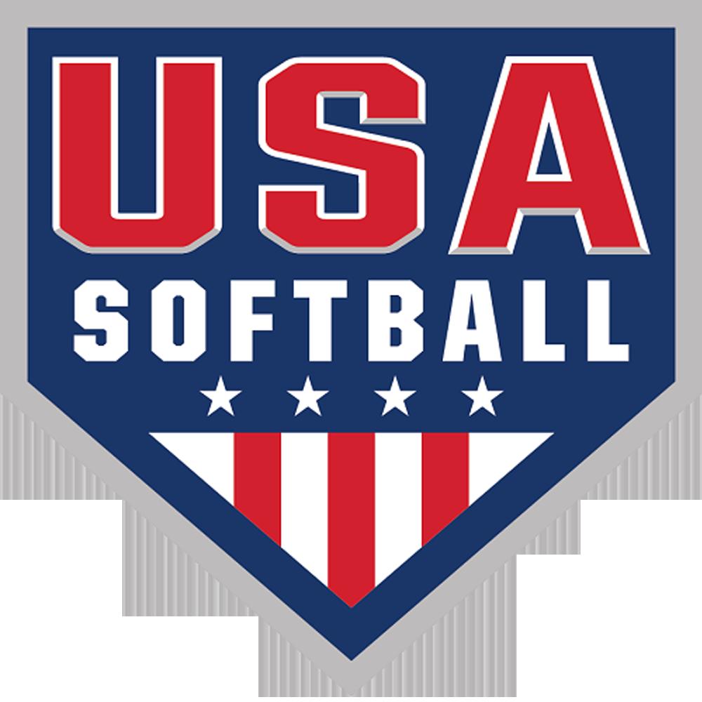 Logo of USA Softball