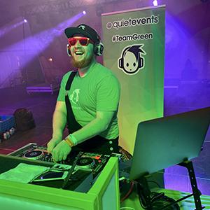 DJ GNGR Team Green
