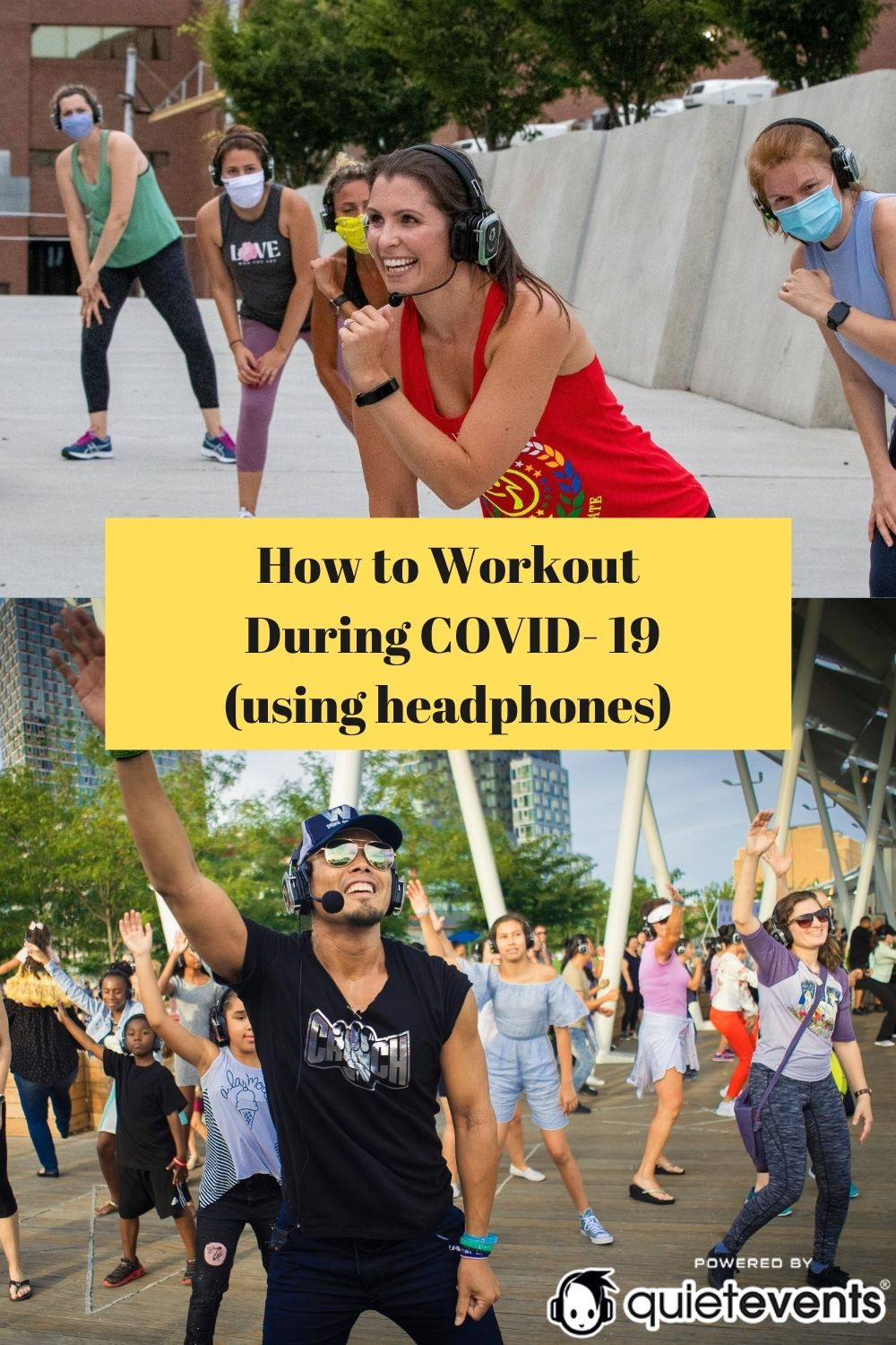 How to workout during COVID
